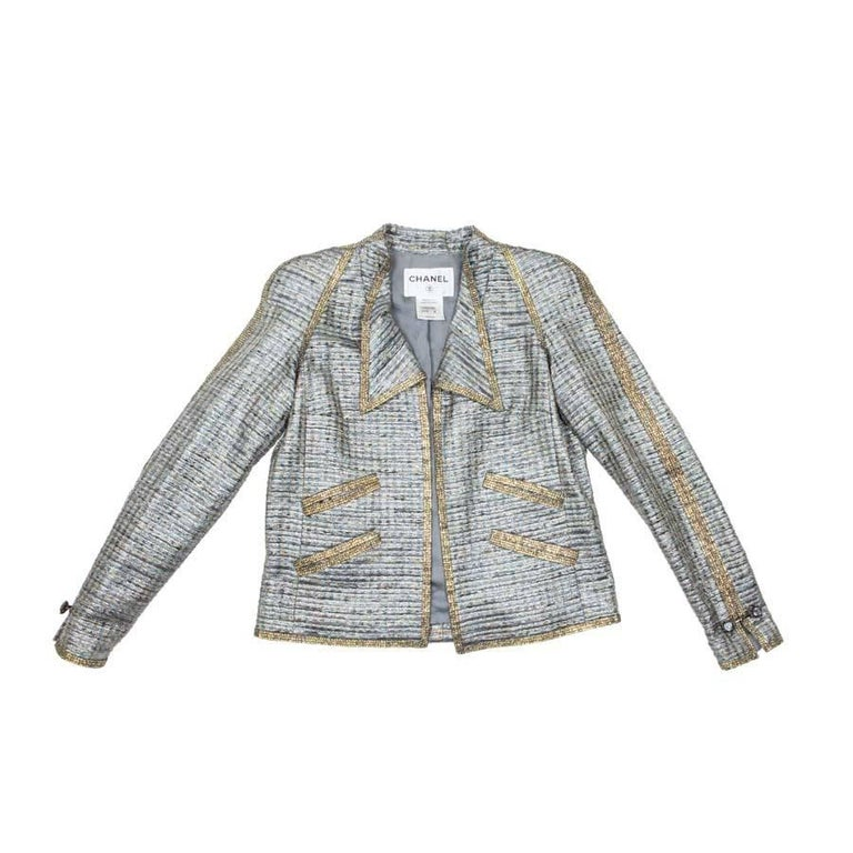 CHANEL 'Paris Bombay' Jacket Size 36FR