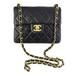 1991 Chanel Mini Flap Bag