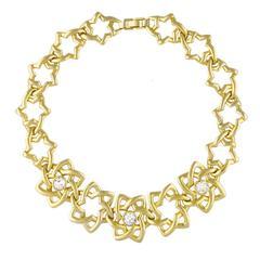 Balmain Star Necklace