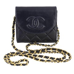 Chanel Mini Crossbody Bag, Early 1980s