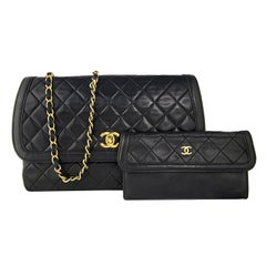 Chanel Mademoiselle Bag with integral Purse