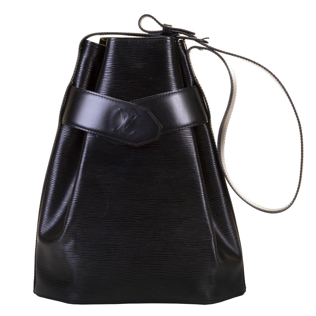 Louis Vuitton Epi Leather Shoulder Bag 6