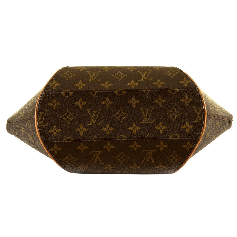 Louis Vuitton 'Sac Ellipse' GM 26cm Logo Bag with Natural ...