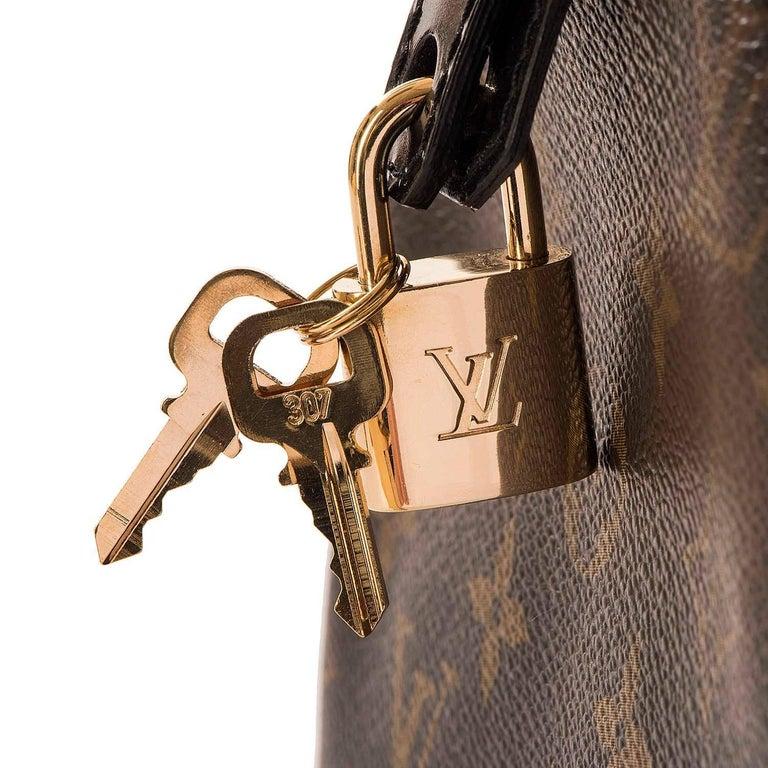WOW Rare Limited Edition Louis Vuitton 'Sac Mirage' Speedy 30 Logo Handbag GHW 6