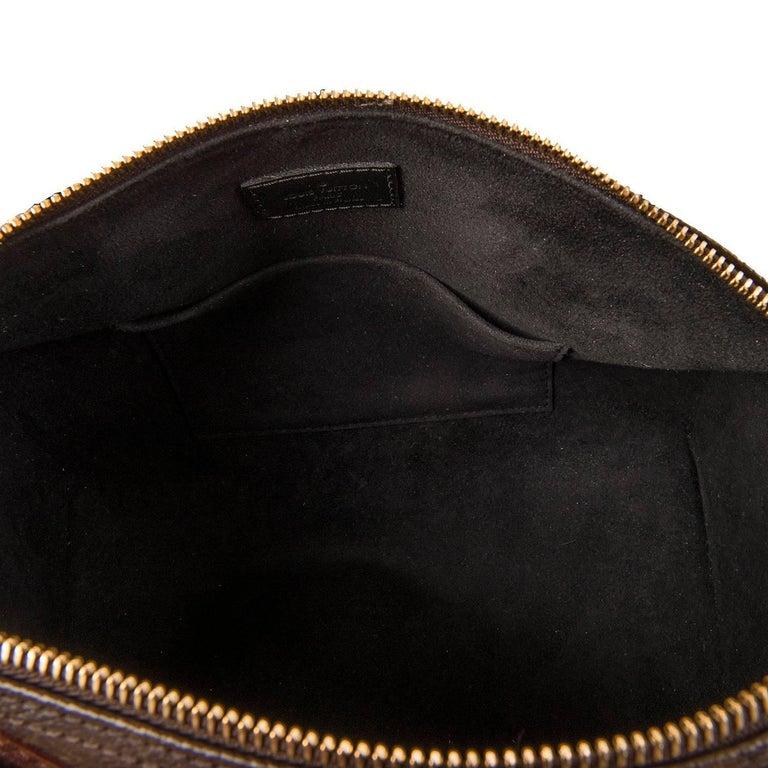 WOW Rare Limited Edition Louis Vuitton 'Sac Mirage' Speedy 30 Logo Handbag GHW 8