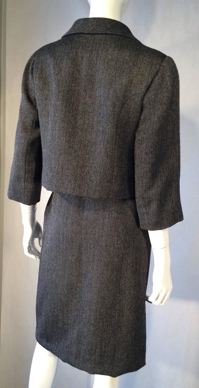 Balenciaga haute couture skirt suit for sale at for Haute couture sale