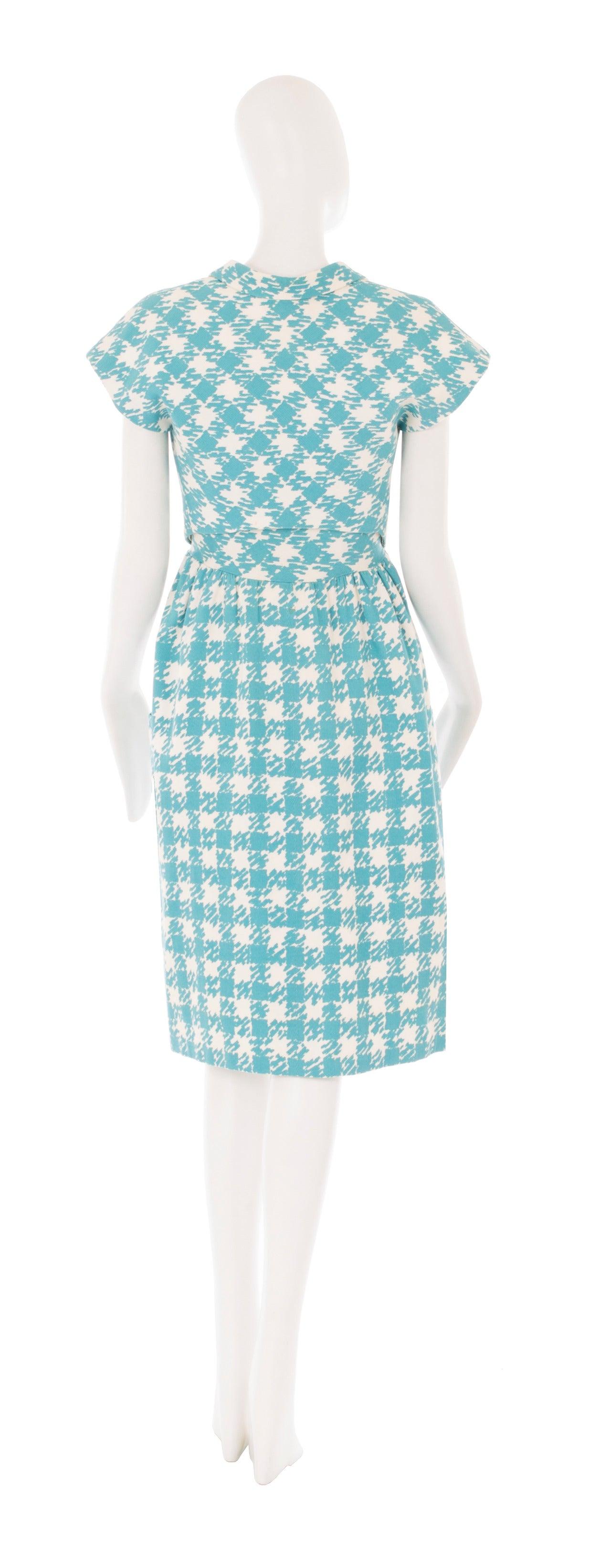 6e8ea001df58 Balenciaga Couture Dress