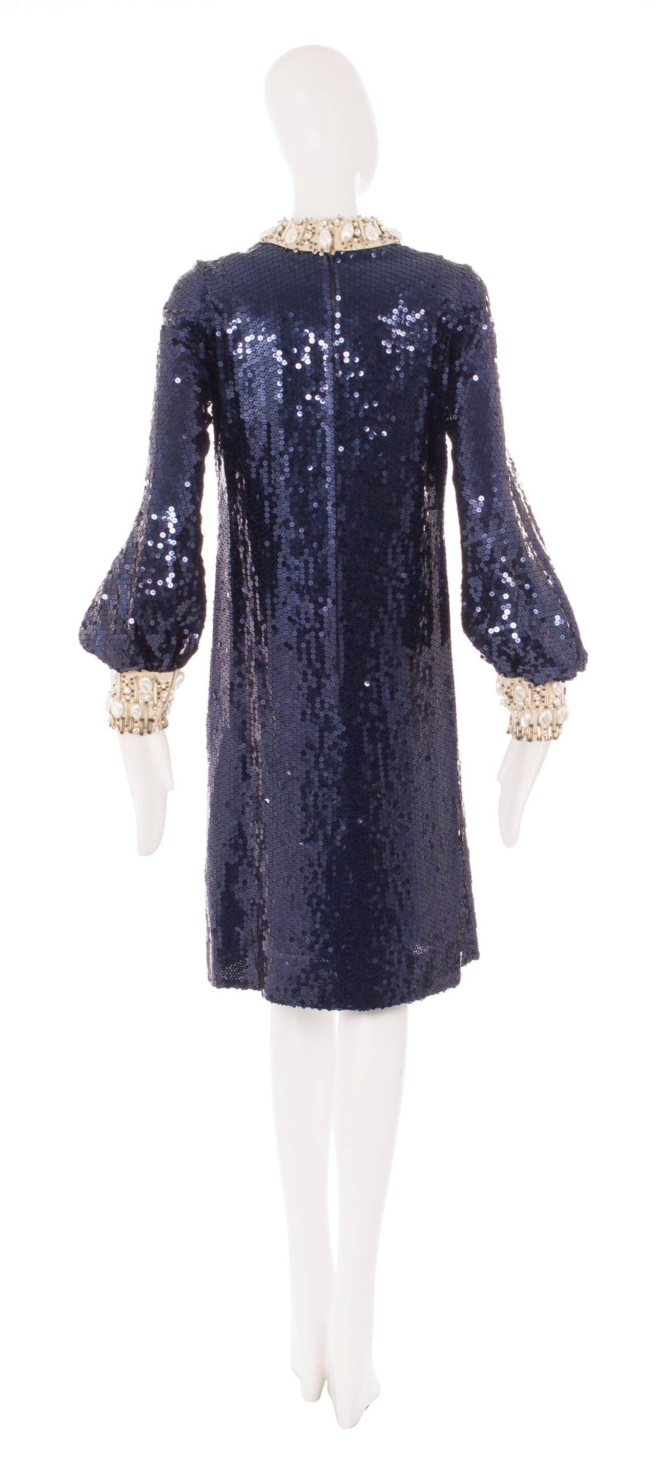 A pierre balmain haute couture dress circa 1968 for sale for Haute couture sale