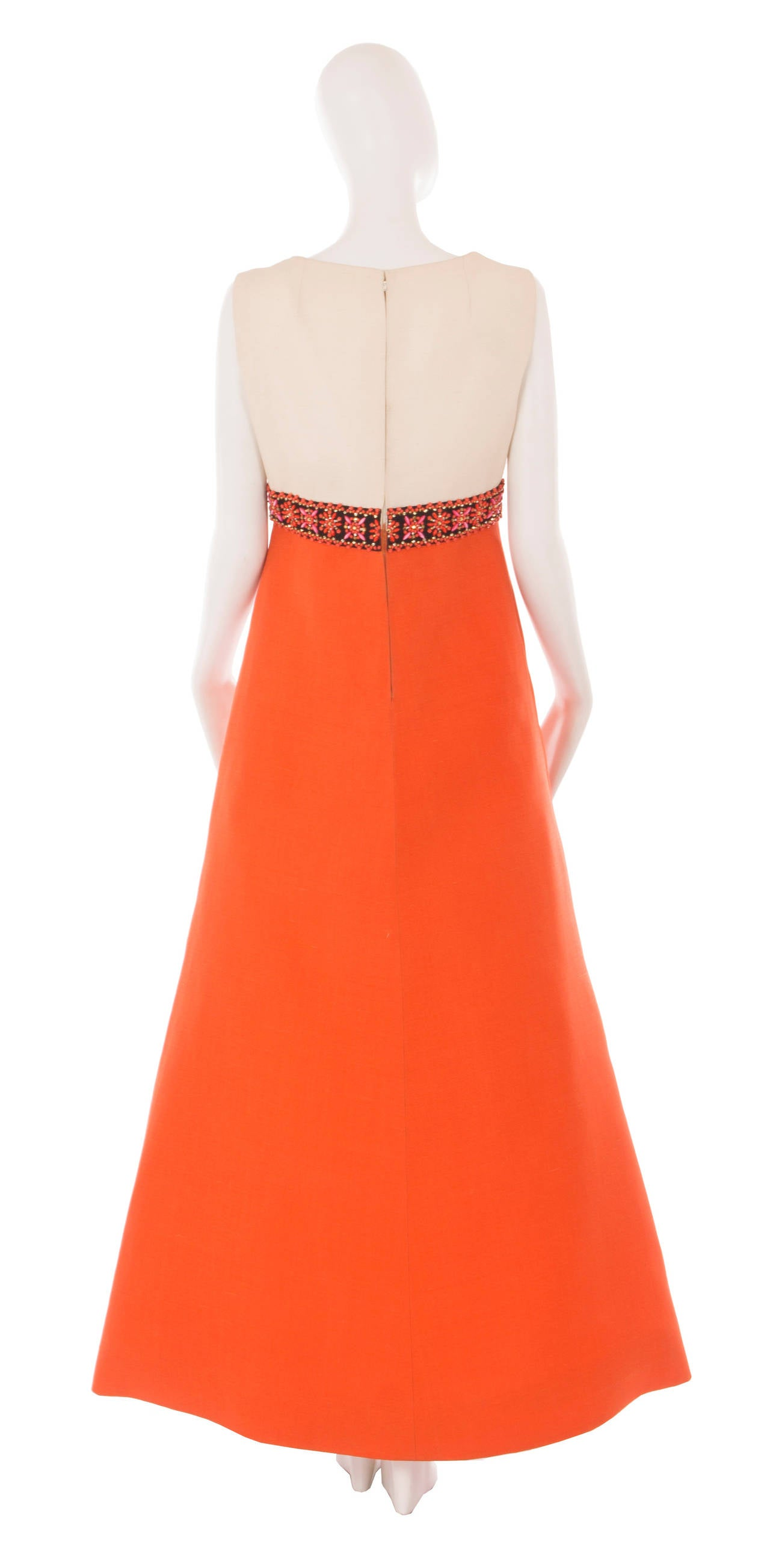 A pierre balmain haute couture dress circa 1969 for sale for Where to buy haute couture dresses