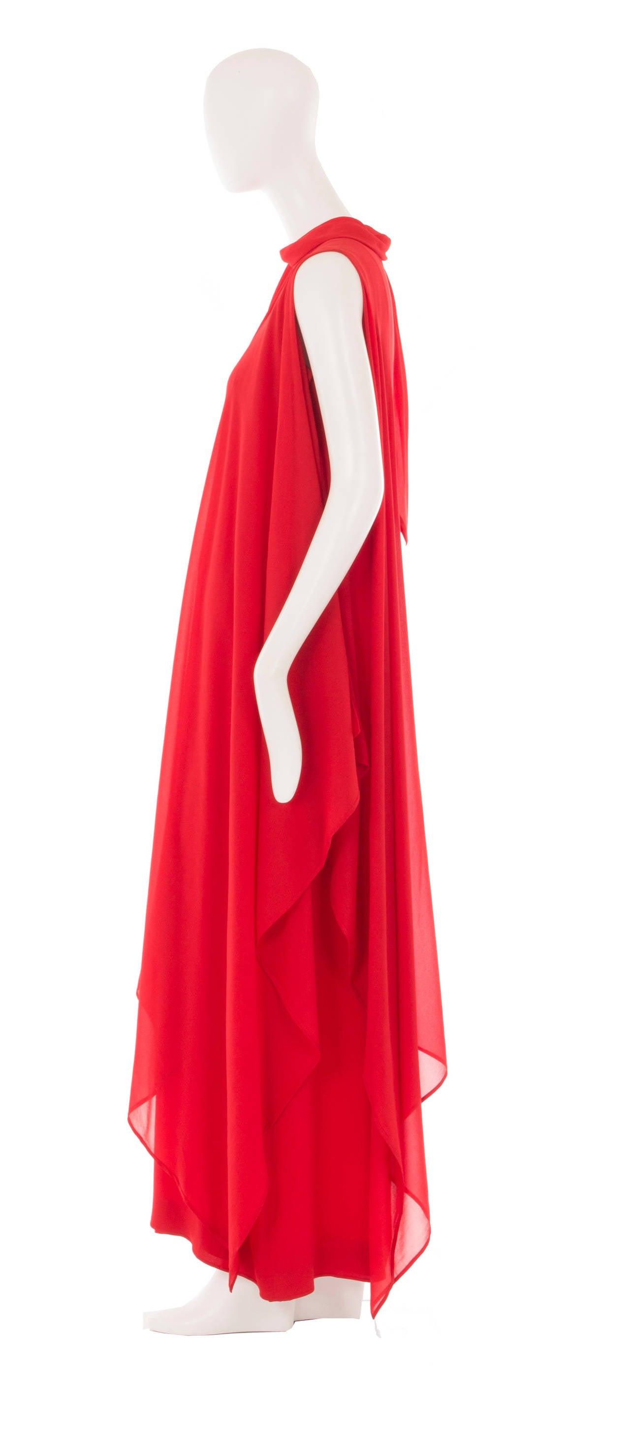 A Pierre Balmain haute couture dress, circa 1968 2