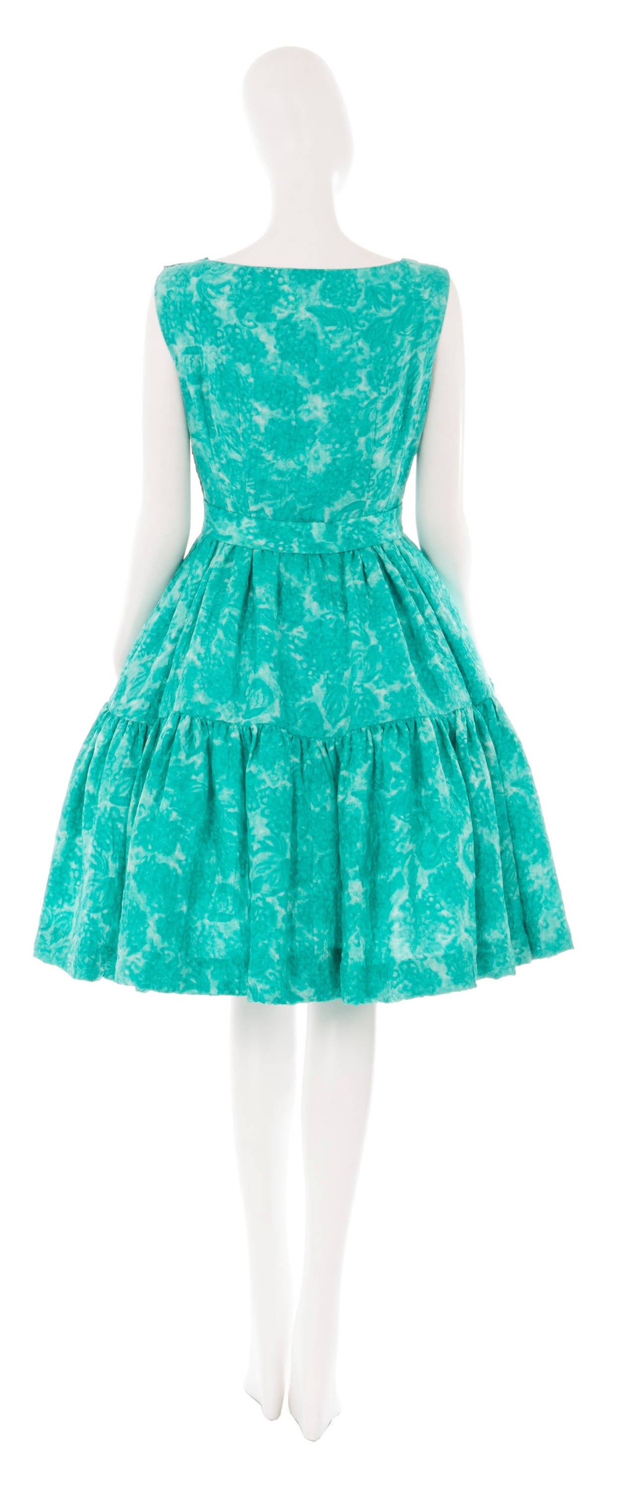 A balenciaga haute couture dress circa 1960 at 1stdibs for 1960 s haute couture