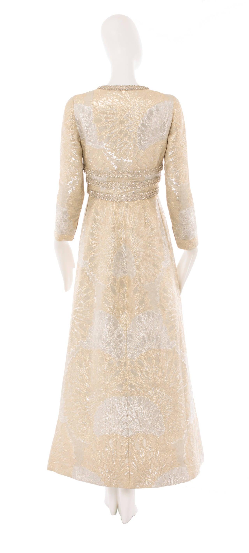 An Yves Saint Laurent Patron Original dress, autumn winter 1969 3