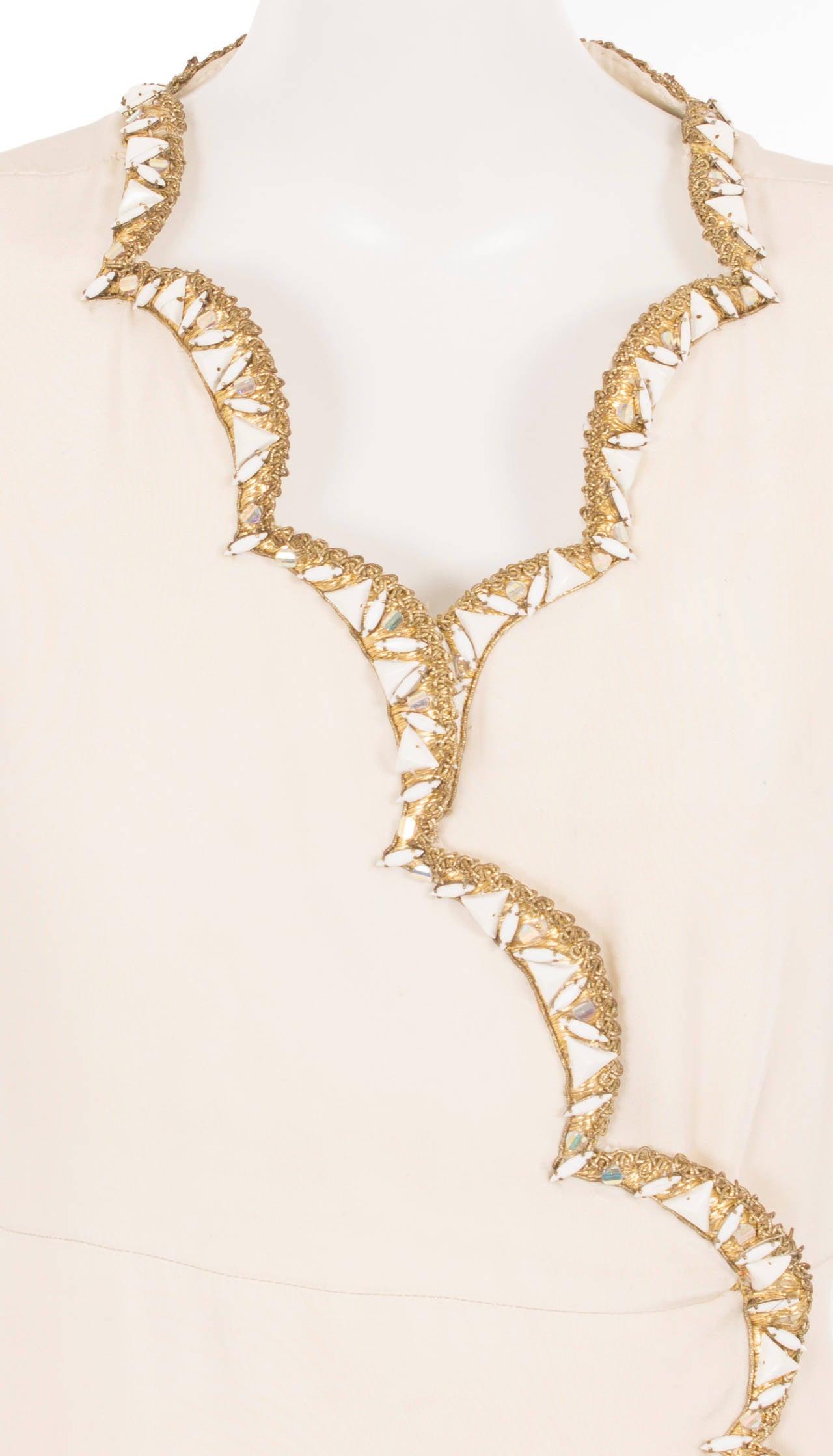 A Dior haute couture dress, circa 1960 5