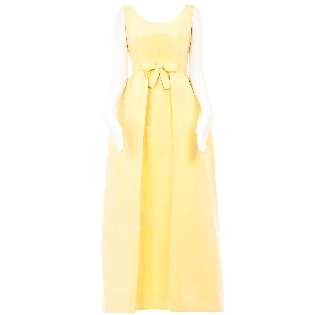 A balenciaga haute couture dress circa 1960 for sale at for 1960 s haute couture