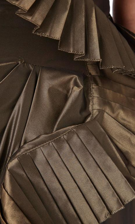 Dior brown dress, circa 2003 In Excellent Condition For Sale In London, GB