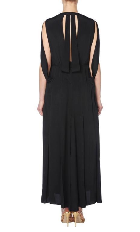 Jean Patou haute couture black dress, Autumn/Winter 1932 3