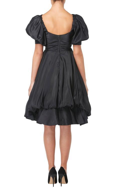 Ceil Chapman Black Dress Circa 1958 For Sale At 1stdibs