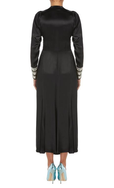Lanvin haute couture black dress, Spring/Summer 1938 3
