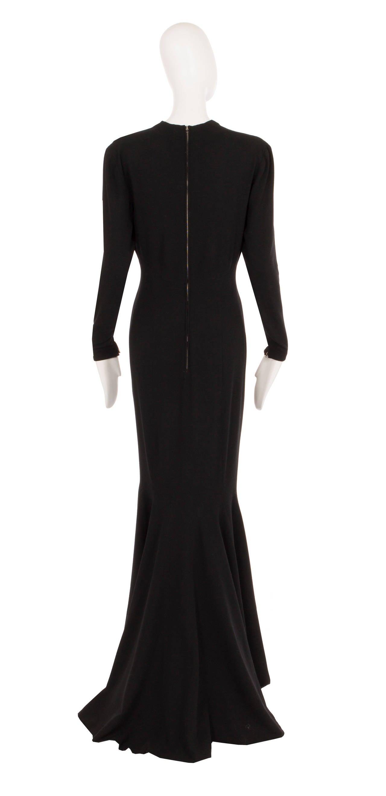 A Pierre Balmain haute couture dress, autumn winter 1948 3
