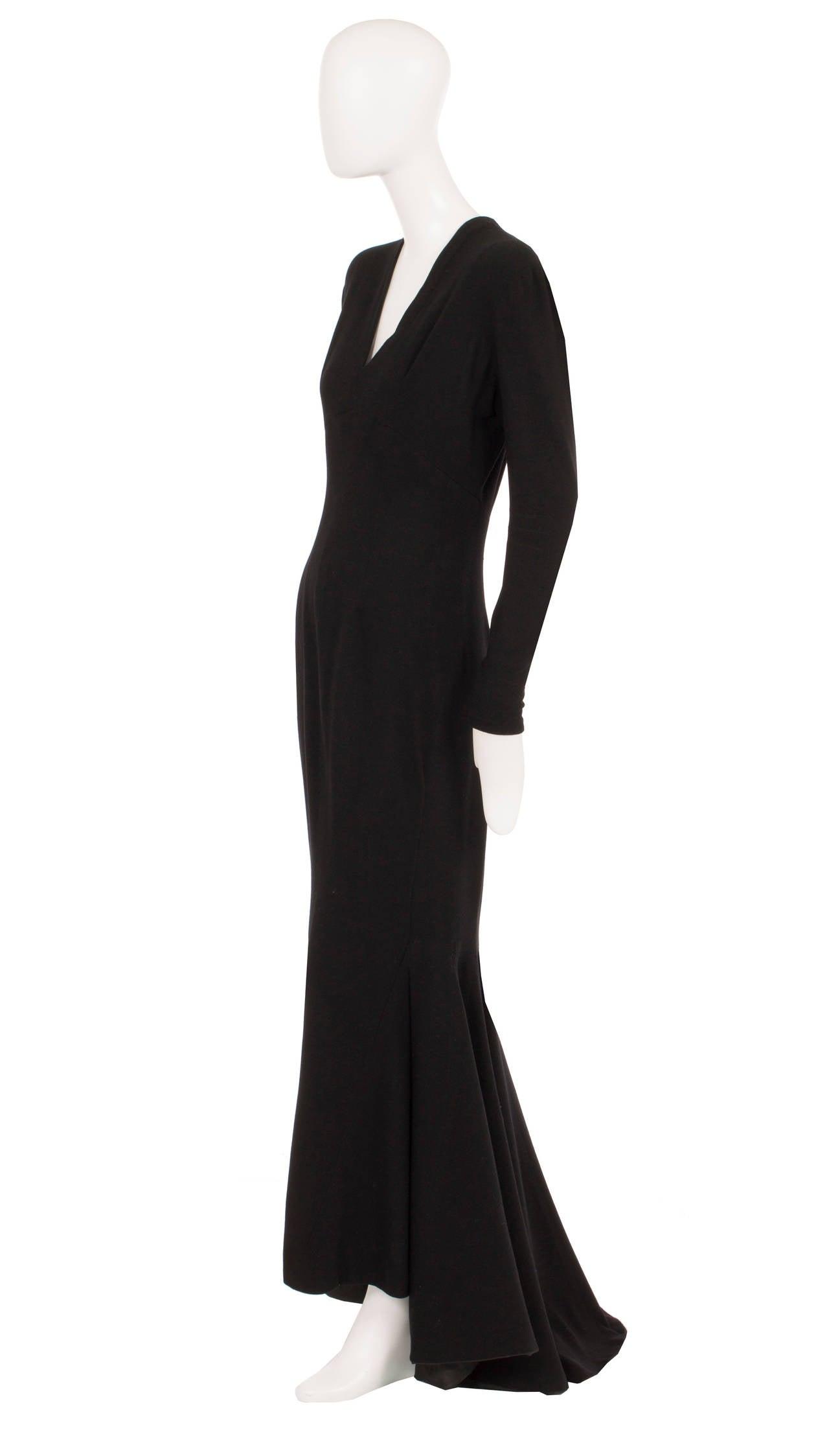 A Pierre Balmain haute couture dress, autumn winter 1948 2