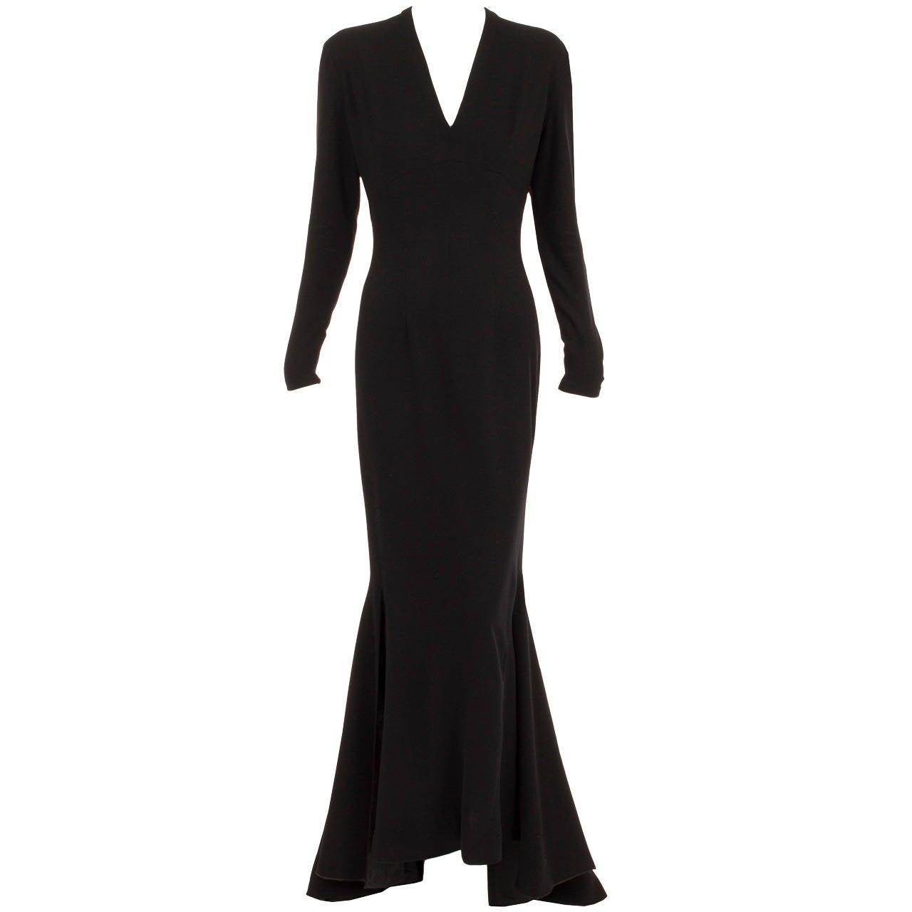 A Pierre Balmain haute couture dress, autumn winter 1948 1