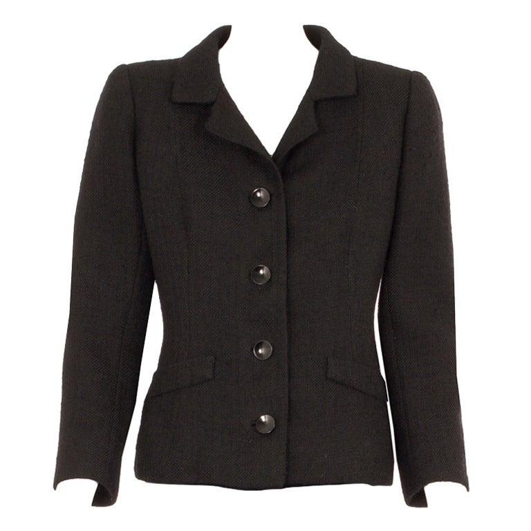 A balenciaga haute couture jacket circa 1960 for sale at for Haute couture jacket