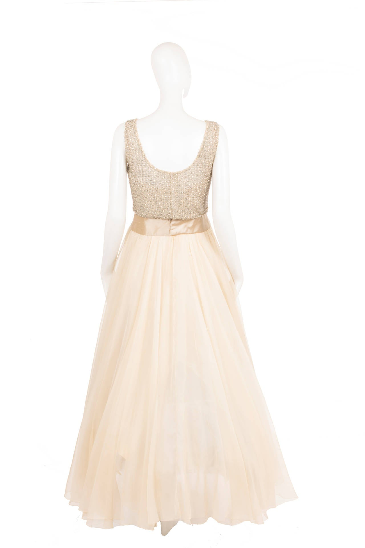 A dior haute couture dress spring summer 1961 for sale at for Haute couture sale