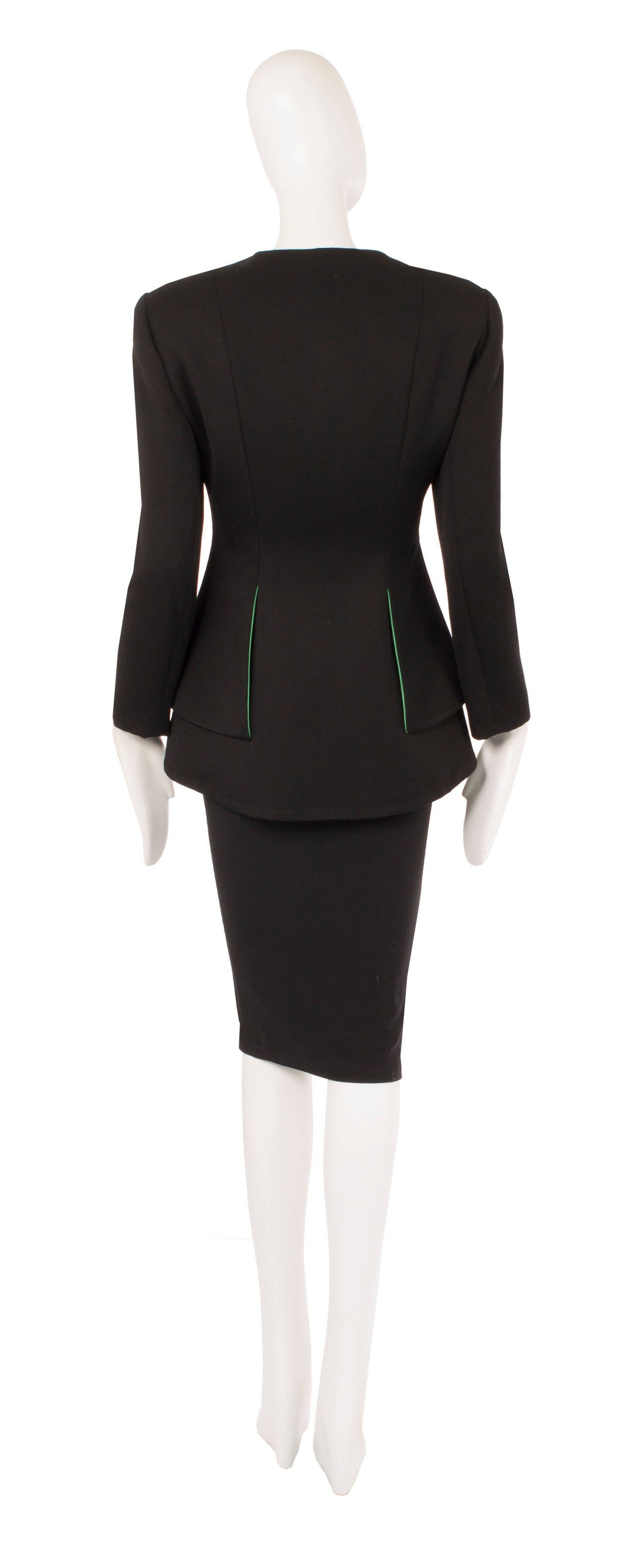 A madame gr s haute couture jacket circa 1970 for sale at for Haute couture jacket