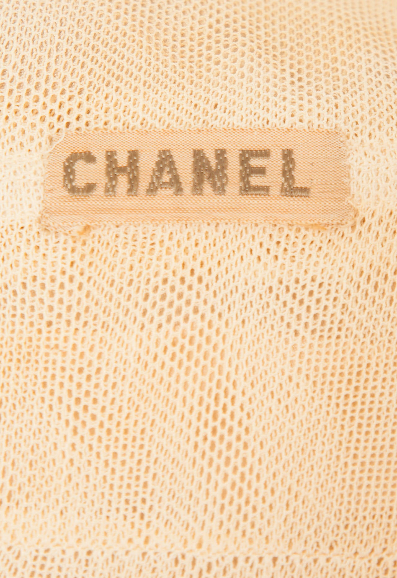 Chanel haute couture ivory lace dress circa 1955 for sale for Haute couture labels