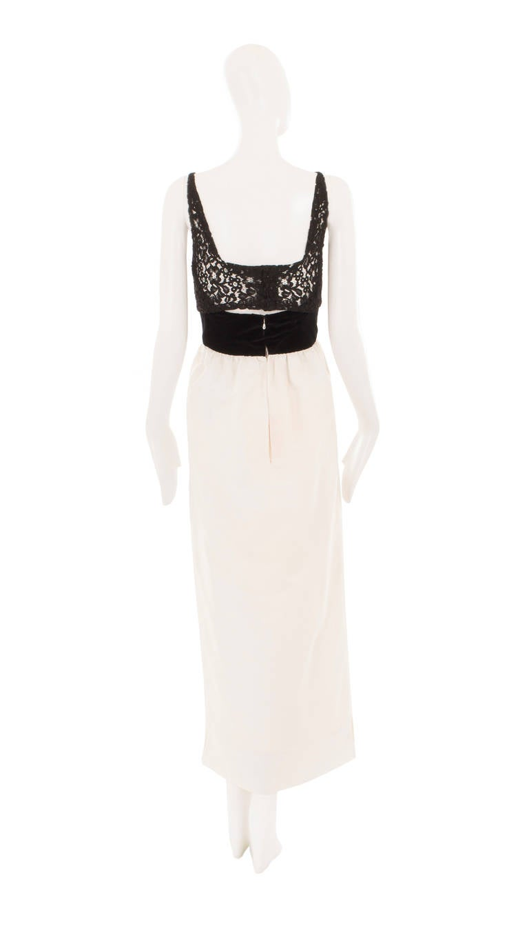 Jacques Heim Monochrome Dress, Circa 1960 3