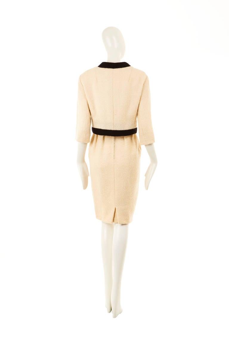 A dior haute couture dress suit autumn winter 1959 for for Haute couture suits