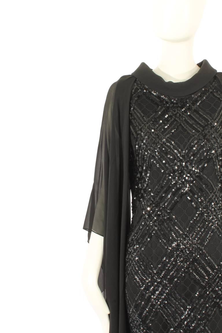 A Carven haute couture dress, circa 1967 5