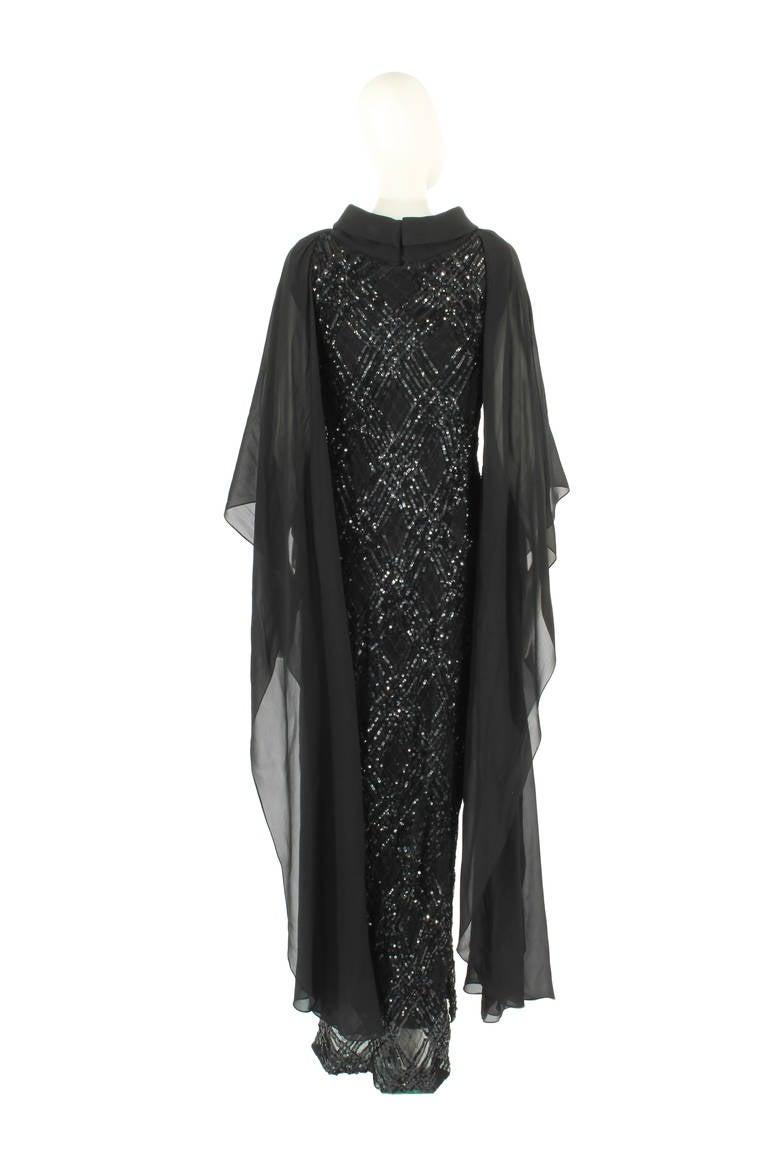 A Carven haute couture dress, circa 1967 4