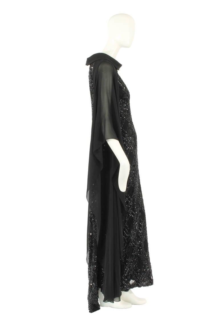 A Carven haute couture dress, circa 1967 2
