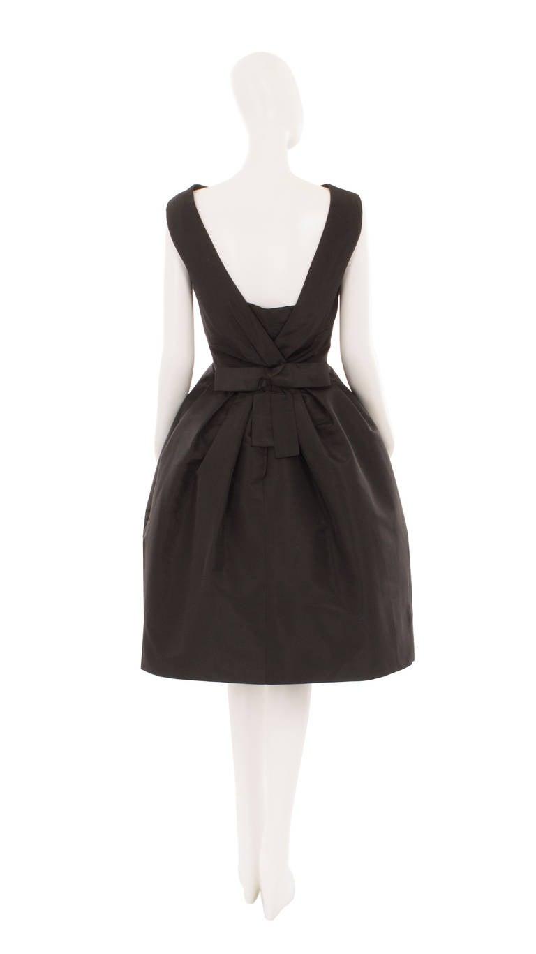 A Christian Dior dress, circa 1958 3