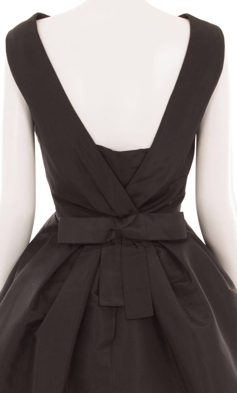 A Christian Dior dress, circa 1958 4
