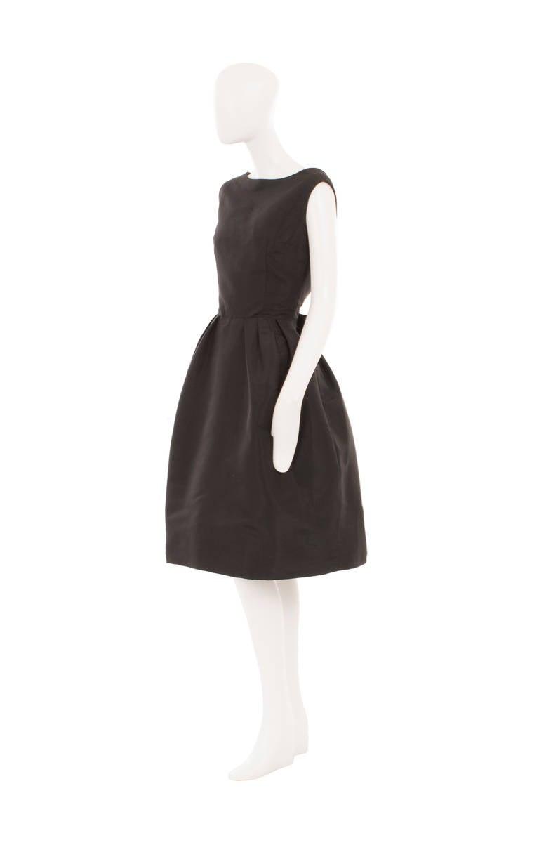 A Christian Dior dress, circa 1958 2