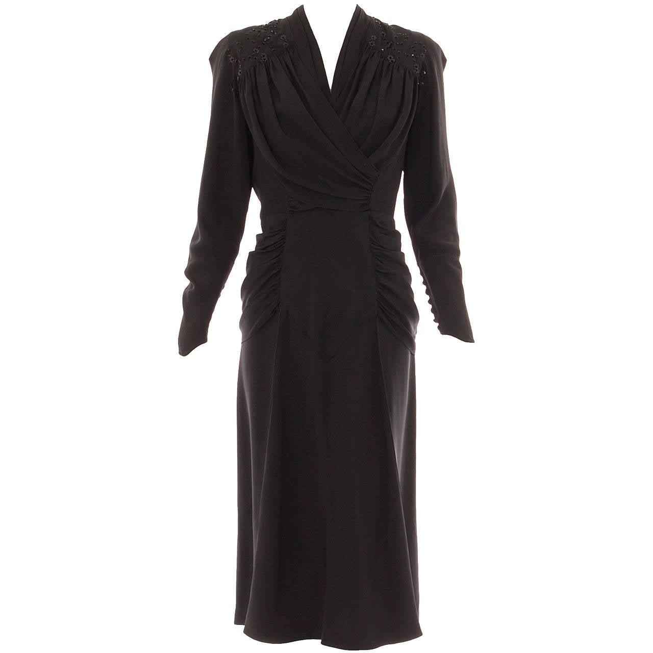 A balmain haute couture dress circa 1948 for Haute couture dress price