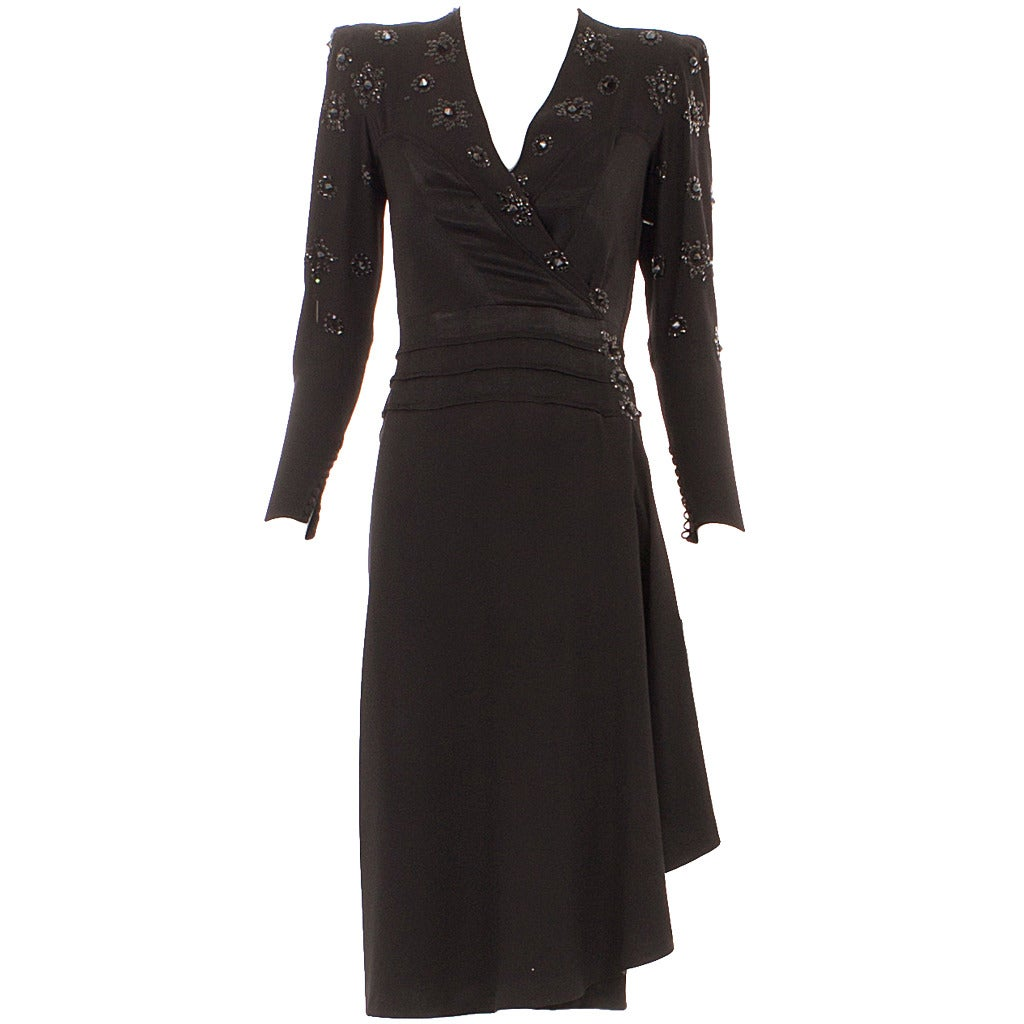 A lanvin haute couture dress circa 1938 for sale at 1stdibs for Haute couture sale