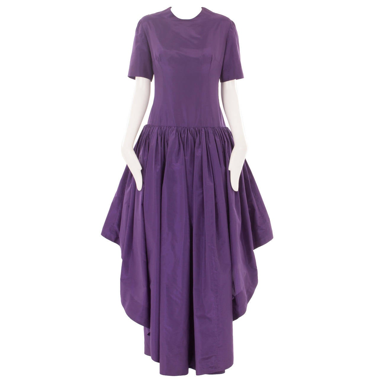 A madame gr s haute couture dress circa 1970 at 1stdibs for Haute couture dress price
