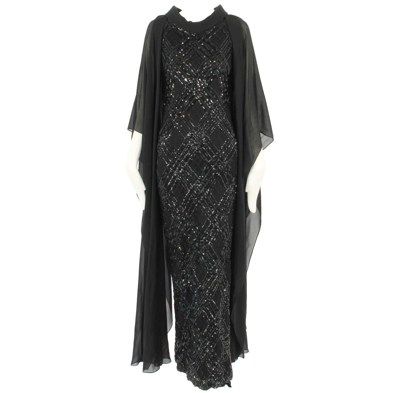 A Carven haute couture dress, circa 1967 1