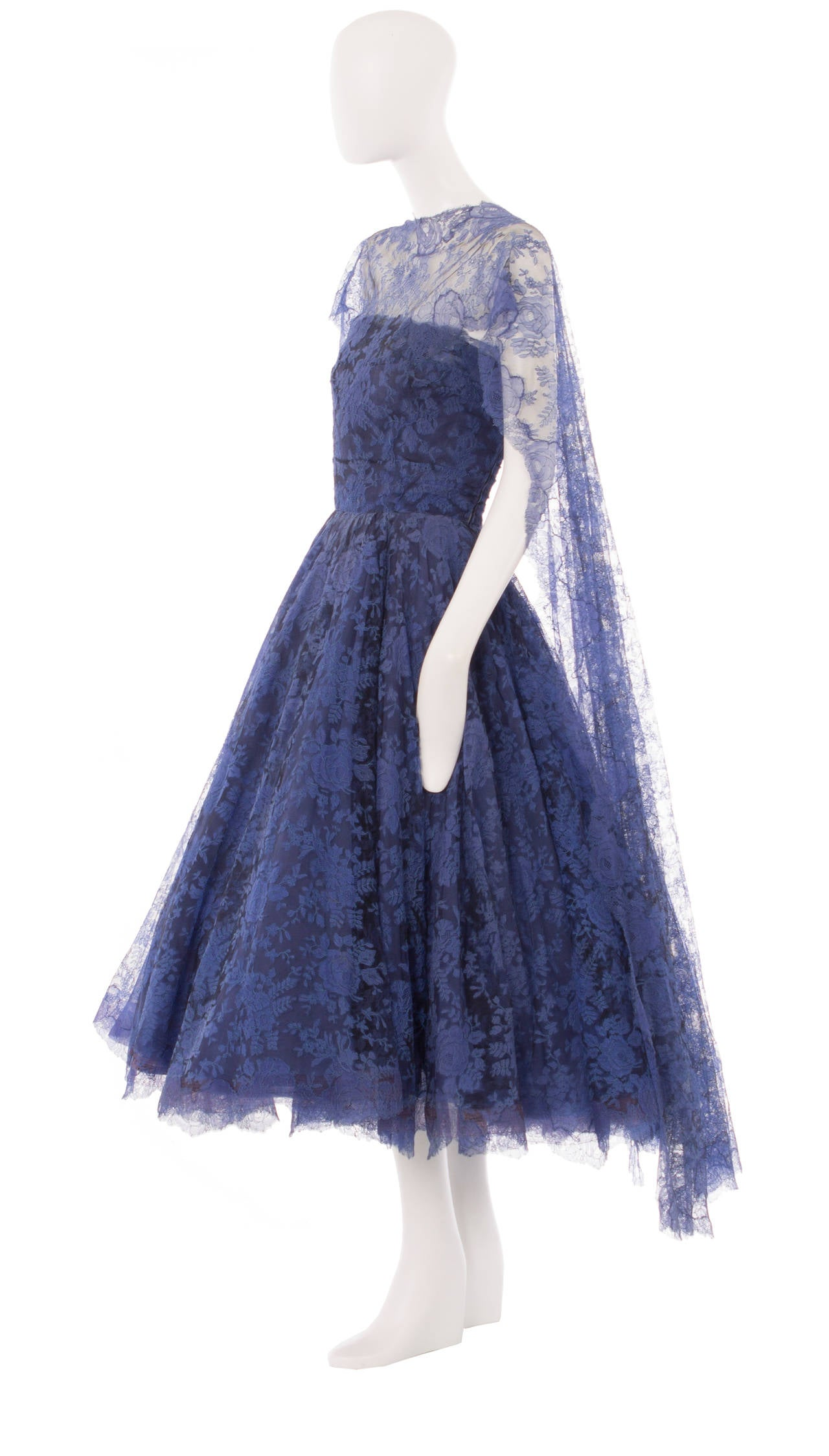 A balenciaga haute couture dress circa 1954 for sale at for Haute couture sale
