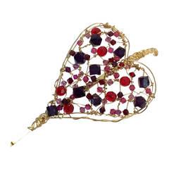 Heart Headpiece