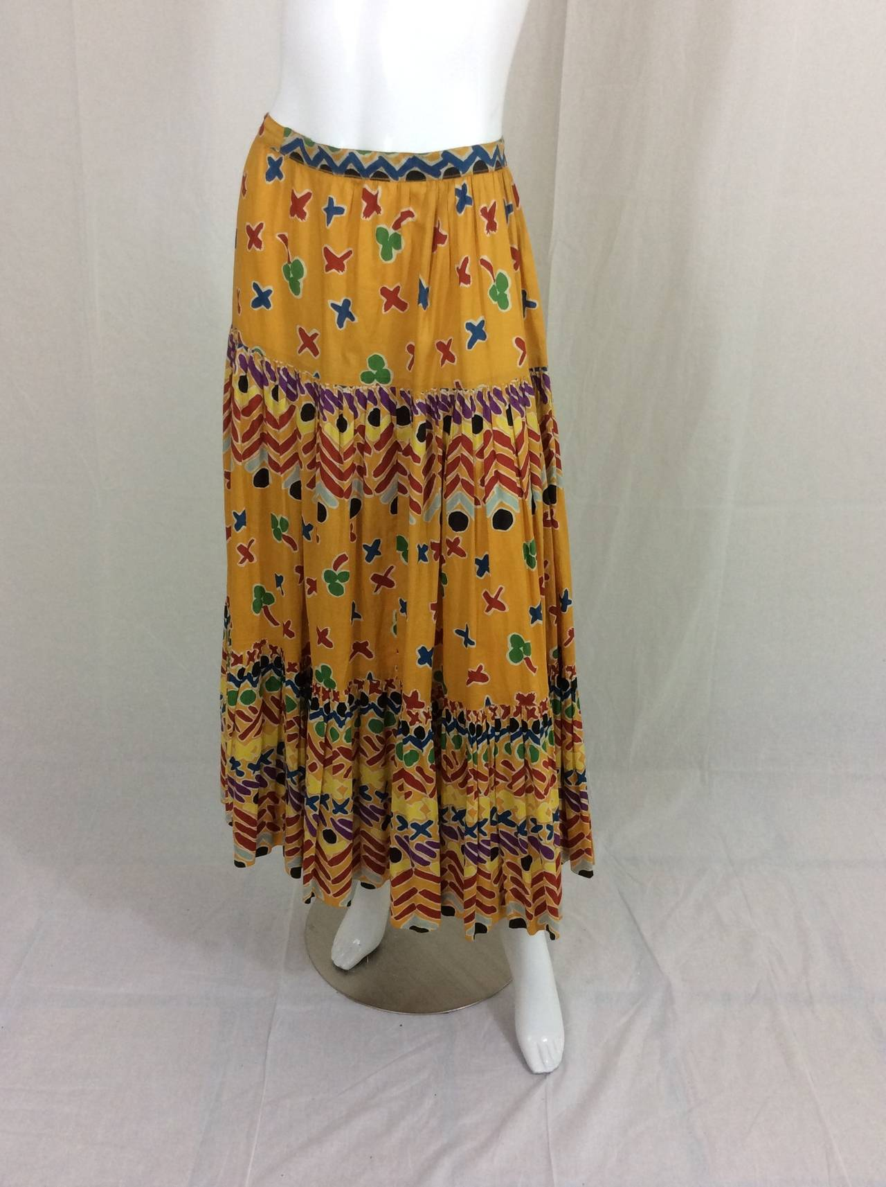 Image result for gypsy skirt