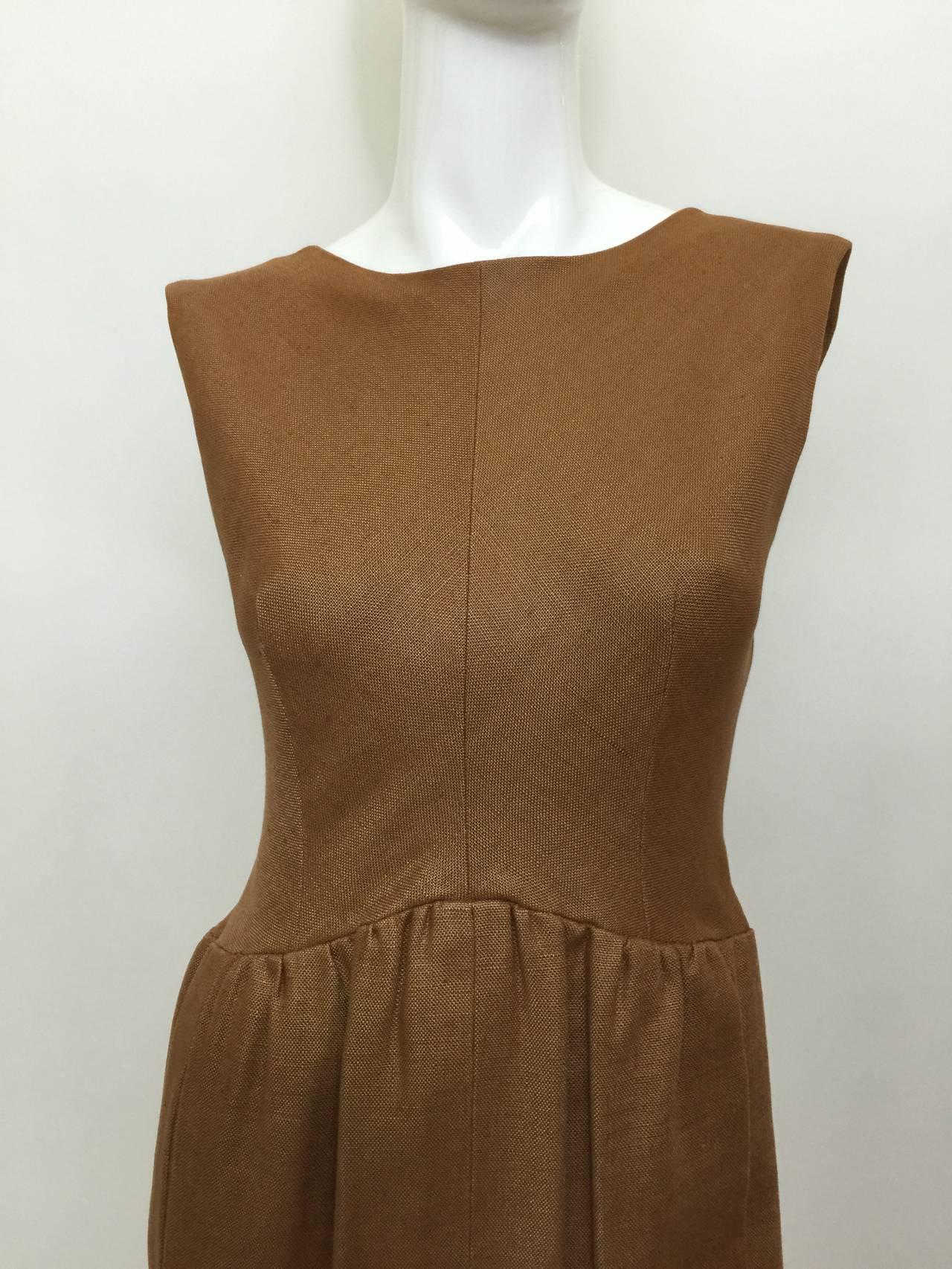 Women's  c.1961 Norman Norell Dress as seen on Jacqueline Kennedy  For Sale