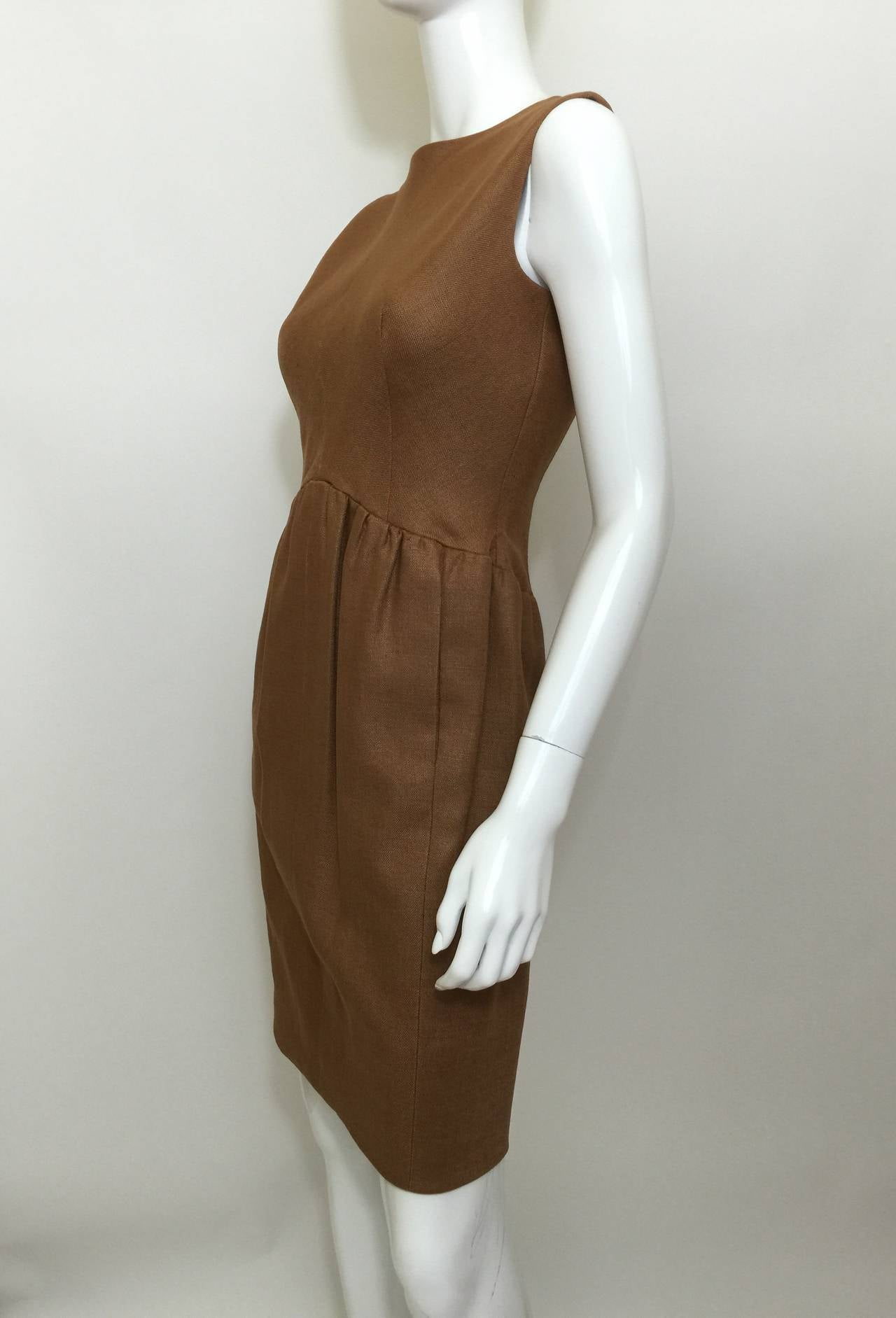 c.1961 Norman Norell Dress as seen on Jacqueline Kennedy  For Sale 1