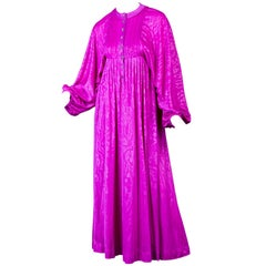 Jean Muir Dress Documented 1971 Rare