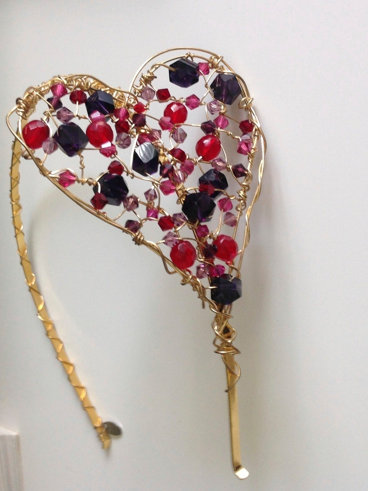 Heart Headpiece For Sale At 1stdibs