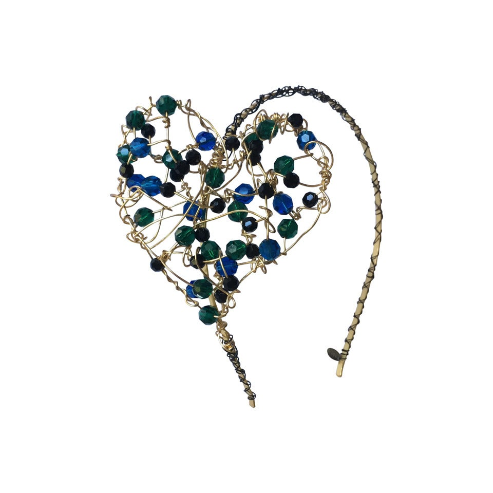 Heart Headpiece For Sale