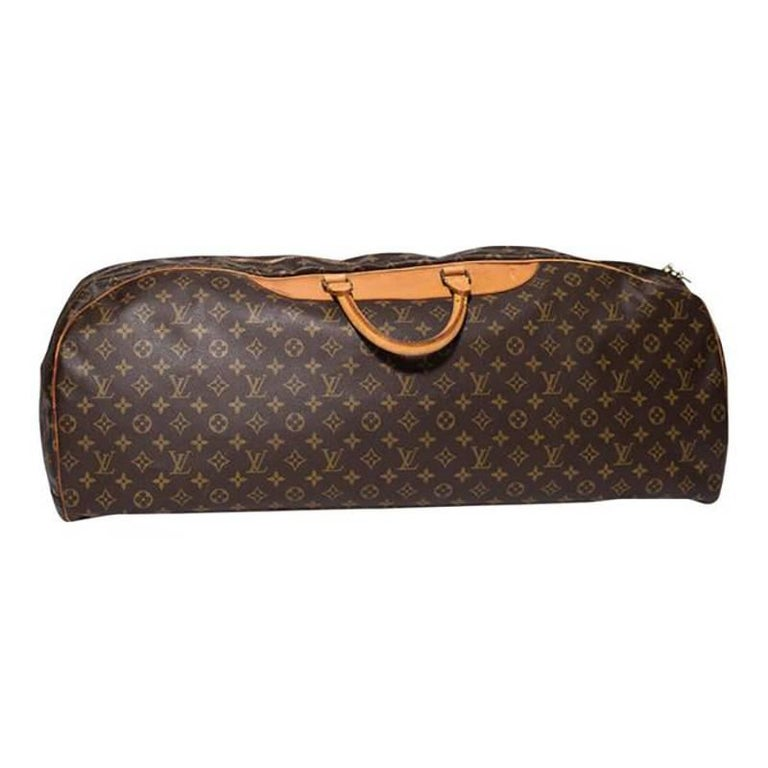 Louis Vuitton Oblong Duffle Bag
